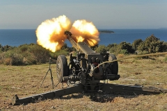 HAUBICA 122 mm D-30